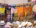 Belly dance slothing, hats and shawls for sale