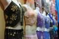 Belly Dancer Costume Royalty Free Stock Images