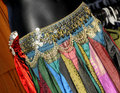 Belly Dancing Outfit Royalty Free Stock Photography