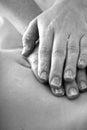 Belly Massage
