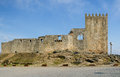 Belmonte castle portugal built th century Royalty Free Stock Photography
