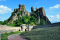 Belogradchik fortress Royalty Free Stock Photography