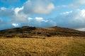 Belstone Tor Dartmoor Devon Stock Photos