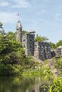 Belvedere Castle in Central Park, NYC Royalty Free Stock Photo