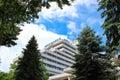 Belvedere hotel cluj napoca the in romania Royalty Free Stock Photo