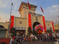 Ben Thanh Market, Ho Chi Minh City Royalty Free Stock Photos