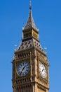 Ben tower london england grande superior Fotografia de Stock Royalty Free