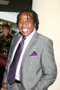 Ben vereen arriving at the hallmark channel presentation at the tv critics tour at the beverly hilton hotel in beverly hills ca on Stock Photo