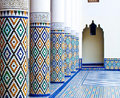 Ben Youssef Medrassa in Marrakech Stock Photography