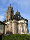 Benedictine Monastery Comburg. Germany Stock Photo