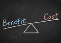 Benefit cost concept
