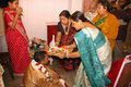 Bengali wedding Rituals in India Royalty Free Stock Photos