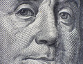 Beniamin Franklin Obrazy Royalty Free