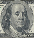 Benjamin Franklin Royalty Free Stock Photo