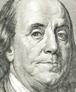 Benjamin Franklin Photos libres de droits