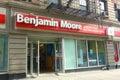 Benjamin Moore Store Royalty Free Stock Photo