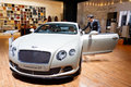 Bentley Continental GT Royalty Free Stock Photos