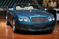 Bentley Continental GTC Series 51 Stock Image