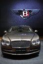 Bentley flying spur road to china s west th chengdu motor show august th september th Royalty Free Stock Photos