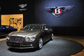 Bentley flying spur road to china s west th chengdu motor show august th september th Royalty Free Stock Image