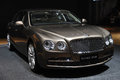 Bentley flying spur road to china s west th chengdu motor show august th september th Royalty Free Stock Images