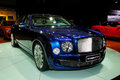 Bentley Mulsanne Stock Image