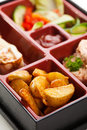 Bento Lunch Stock Images