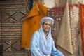Berber man Royalty Free Stock Photo
