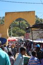Berber market Royalty Free Stock Photos