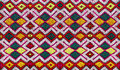 Berber maroccan carpet marocan hand made Stock Photo