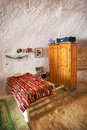 Berber room Royalty Free Stock Photo