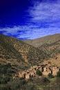 Berber village 2 Stock Images