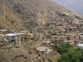 Berber village Stock Image