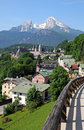 Berchtesgaden Royalty Free Stock Images