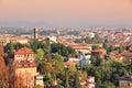 Bergamo, Lombardy Royalty Free Stock Photo