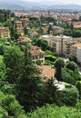Bergamo view Royalty Free Stock Photos