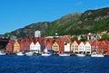 Bergen, Norway Royalty Free Stock Photo