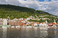 Bergen (Norway) Stock Photography