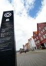 Bergen, Unesco city. Royalty Free Stock Photo