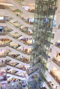 Berjaya times square kuala lumpur department store in malaysia Stock Image