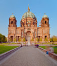 Berlin Cathedral (Berliner Dom) Royalty Free Stock Images