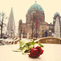 Berlin Cathedral Church Photos stock