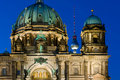 Berlin Cathedral, Germany Royalty Free Stock Images