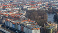 berlin cityscape from above