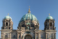 Berlin Dome Church Royalty Free Stock Photo