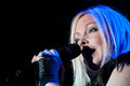 Berlin featuring Terri Nunn Royalty Free Stock Photos