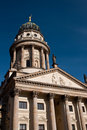 Berlin Gendarmenmarkt Dome Stock Photography