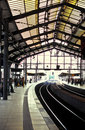 Berlin metrostation Royaltyfria Bilder