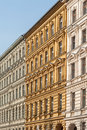 Berlin prenzlauer berg gorgeous buildings at Royalty Free Stock Photography