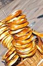 Berlin pretzels Royalty Free Stock Photo
